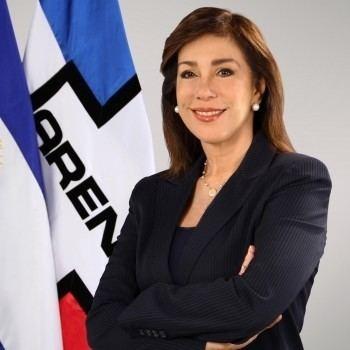 Ana Vilma de Escobar Ana Vilma de Escobar Alianza Republicana Nacionalista