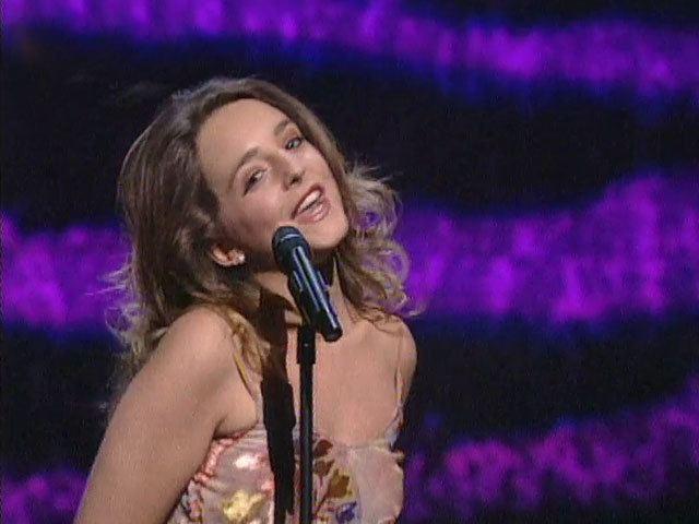 Anabel Conde Eurovisin 1995 Espaa Eurovisin 2011 RTVEes A la Carta