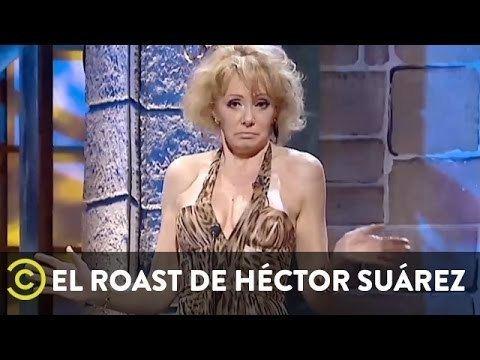 Anabel Ferreira El Roast de Hctor Surez Anabel Ferreira YouTube