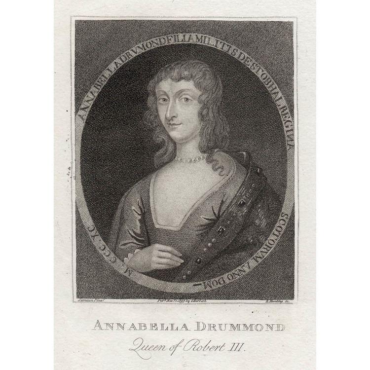 Anabella Drummond Annabella Drummond Queen Consort of Scotland 1350 1401 Genealogy