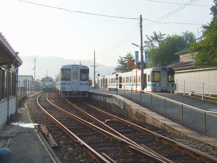 Anabuki Station
