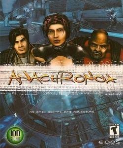 Anachronox Anachronox Wikipedia