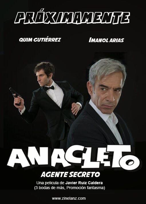 Anacleto, agente secreto Anacleto Agente Secreto 2015 HDRip subdivx
