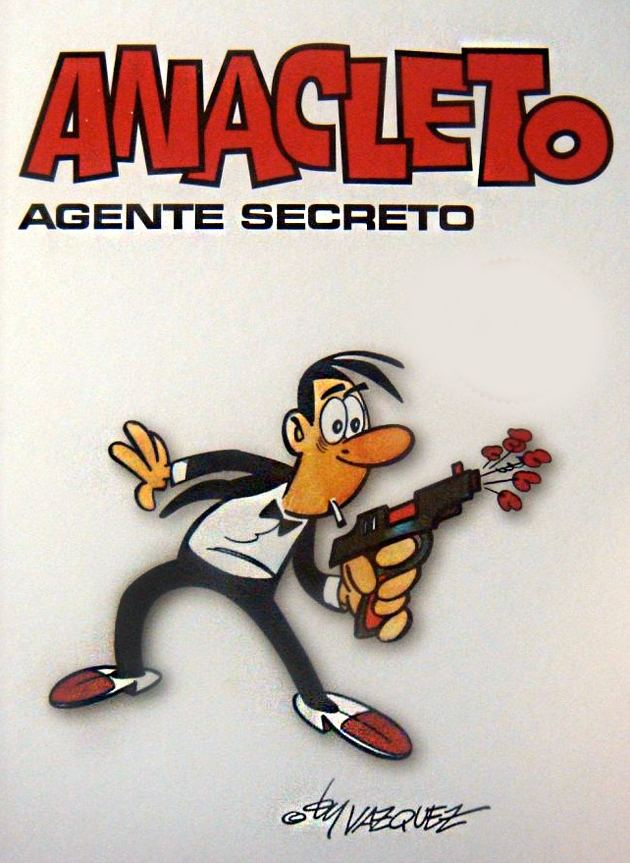 Anacleto, agente secreto Habr pelcula de Anacleto agente secreto HobbyConsolas