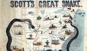 Anaconda Plan April 1861April 1862 The Civil War in America Exhibitions