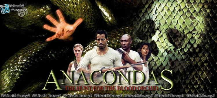 Anacondas: The Hunt for the Blood Orchid Hindi Dubbed Anacondas The Hunt For The Blood Orchid 2004 720p