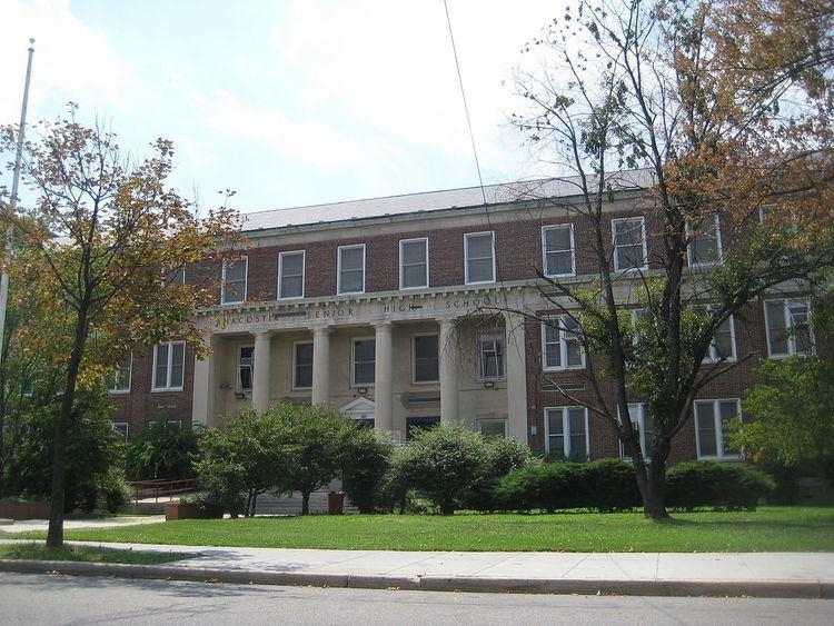 Anacostia High School