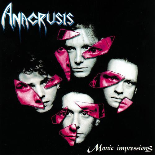 Anacrusis (band) Anacrusis Metal Blade Records