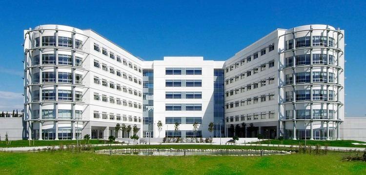 Anadolu Medical Center Anadolu Medical Center Healthcare Architecture Rees Associates