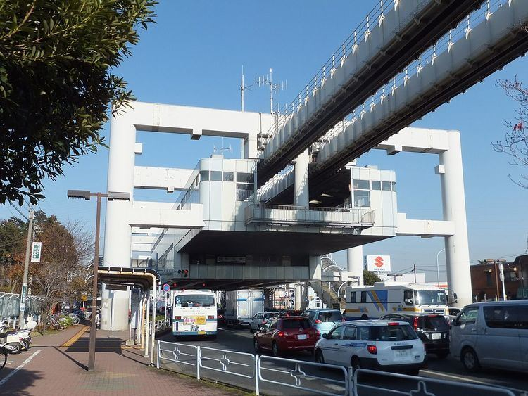 Anagawa Station (Chiba)