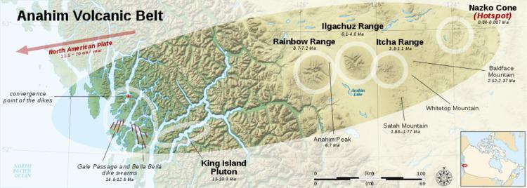 Anahim Volcanic Belt
