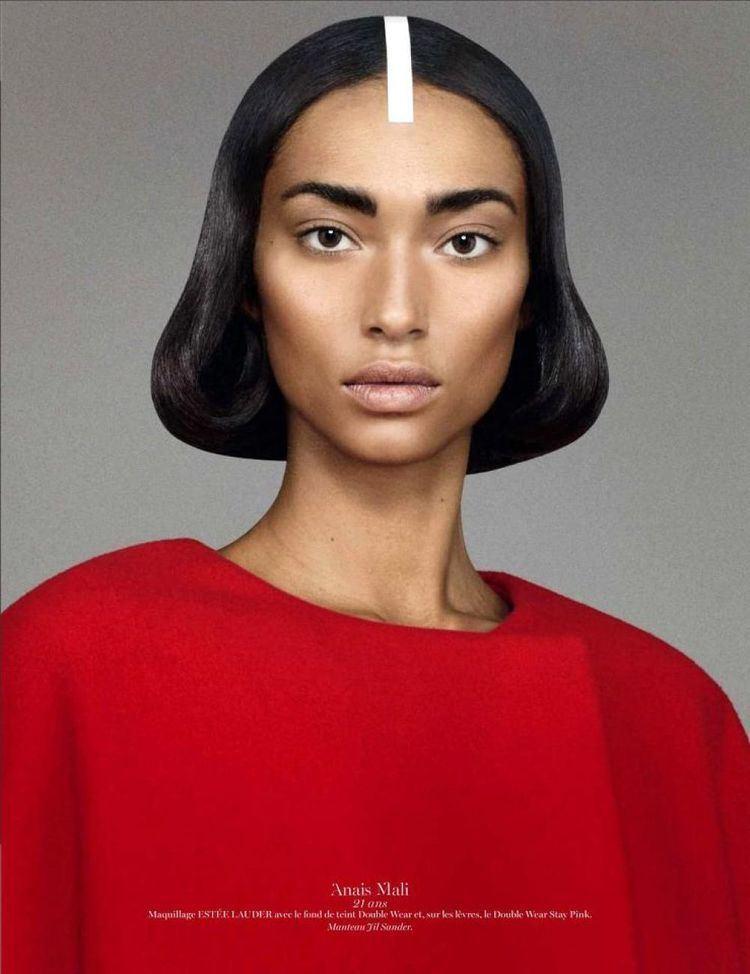 Anais Mali Janice Alida and Anais Mali for Vogue Paris November