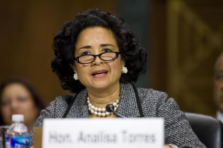 Analisa Torres New stopandfrisk judge has been critical of NYPD policy NY Daily