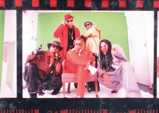 Analog Brothers Kool Keith IceT39s rare ultrastrange Analog Brothers reissued