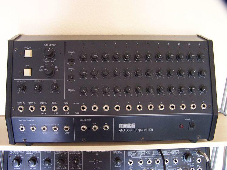Analog sequencer