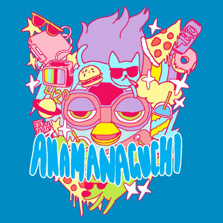 Anamanaguchi Weekend Playlist Anamanaguchi