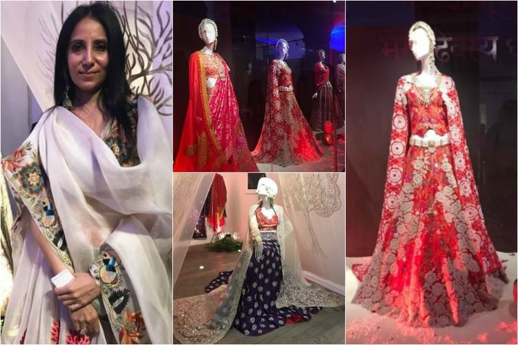 Anamika Khanna India Couture Week 2017 Designer Anamika Khanna Talks About Her