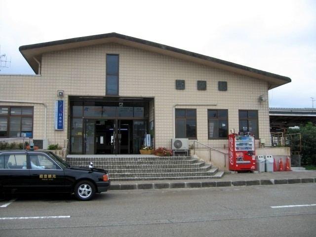 Anamizu Station