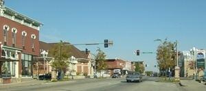 Anamosa, Iowa wwwanamosaiowaorgmainstreetjpg