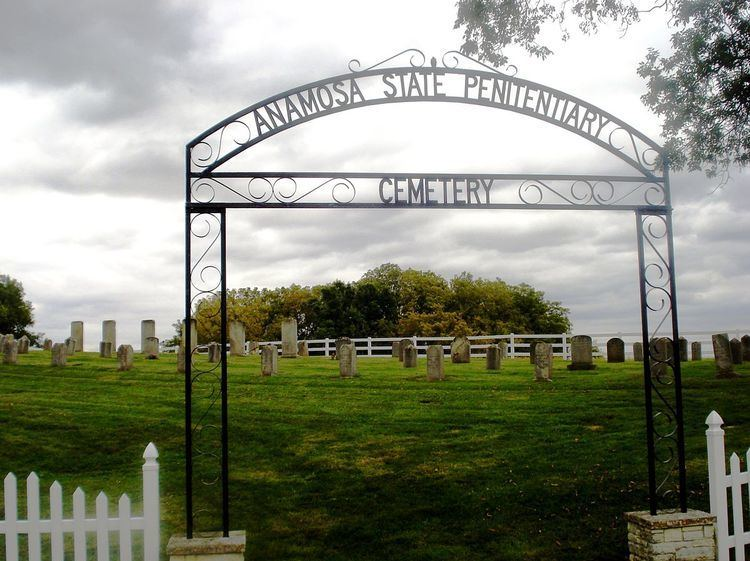 Anamosa State Penitentiary Cemetery