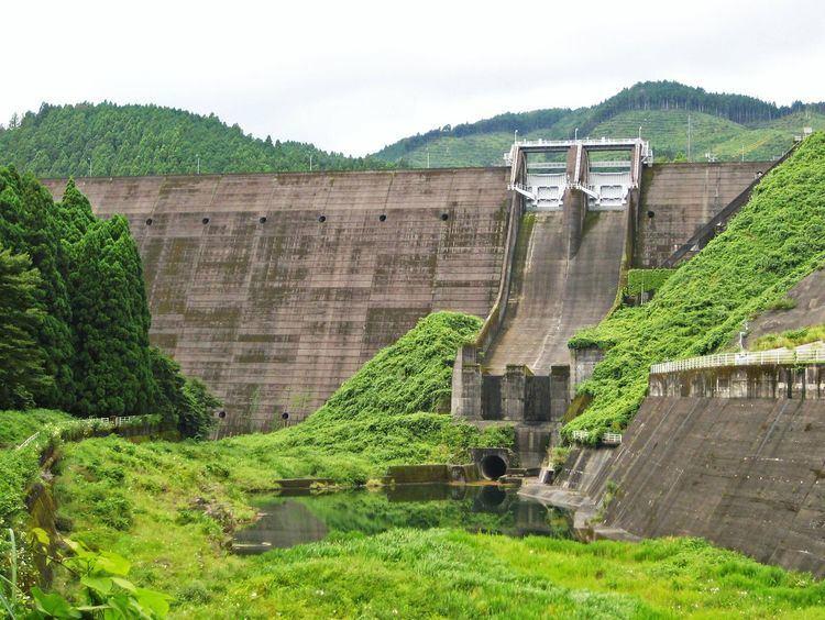 Ananaigawa Dam