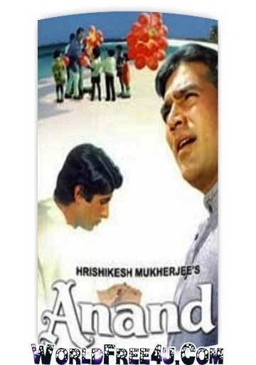 Anand (1971 film) Anand 1971 300MB Hindi Movie DVDRip WorldFree4uCom