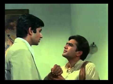 Anand (1971 film) Rajesh Khannas best dialogues of Anand 1971 Movie YouTube