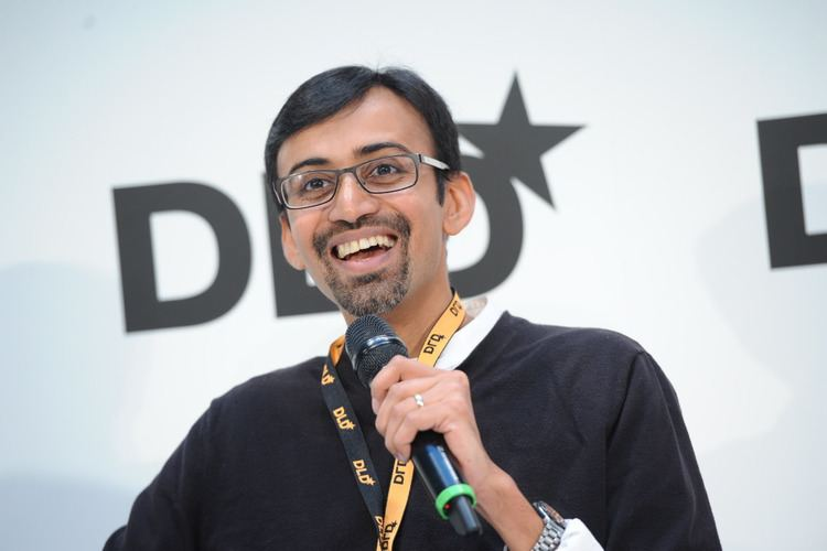 Anand Chandrasekaran DLD Conference Speaker Anand Chandrasekaran