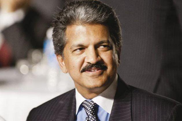 Anand Mahindra Anand Mahindra chairman of Mahindra Group