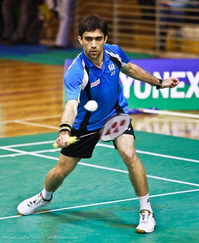 Anand Pawar Anand Pawar and P V Sindhu lose their SemiFinal matches