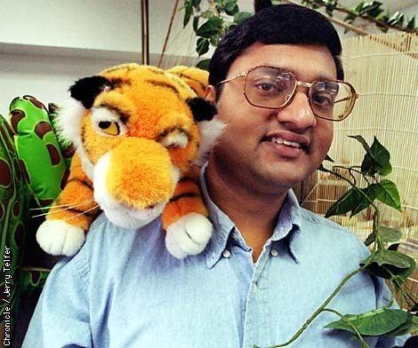 Anand Rajaraman Taming Online Jungle Anand Rajaraman39s Junglee software