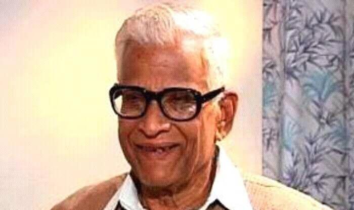 Anand Yadav Senior Marathi Writer Anand Yadav is no more
