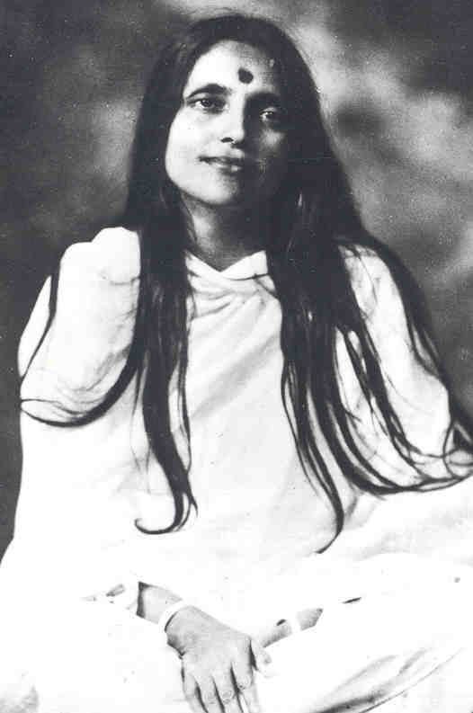 Anandamayi Ma Anandamayi Ma Wikipedia the free encyclopedia