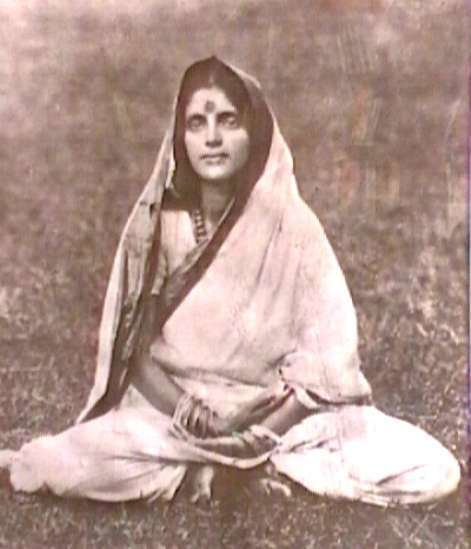 Anandamayi Ma Sri Sri Ma Ananandamayi Photographs