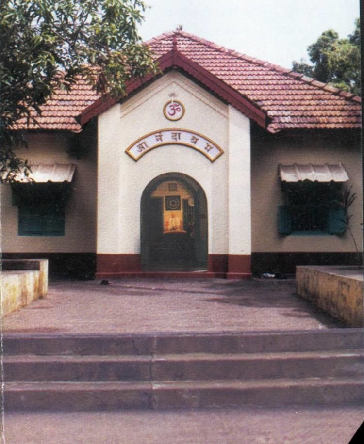 Anandashram, Kanhangad Anandashram un havre de batitude