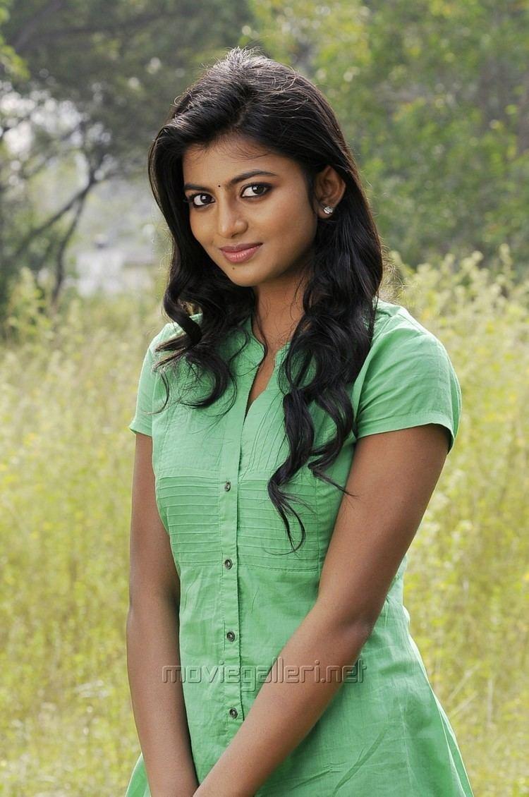 Anandhi Picture 745026 Actress Anandhi in Poriyaalan Tamil Movie