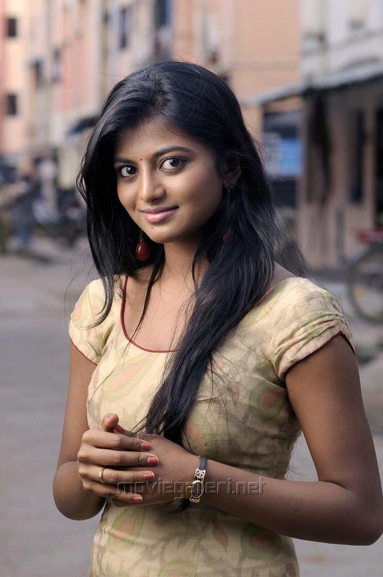 Anandhi Picture 745020 Actress Anandhi in Poriyaalan Tamil Movie