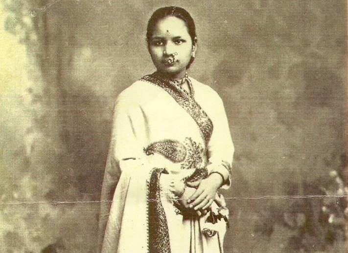 Anandi Gopal Joshi Anandi Gopal Joshi the first Indian lady to become