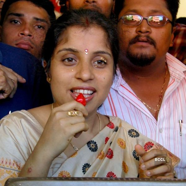 Anandita Dutta Tamuly Anandita Dutta Tamuly hold the Guinness World Record of eating 51