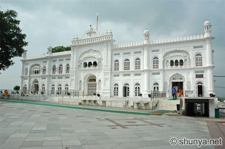 Anandpur Sahib in the past, History of Anandpur Sahib