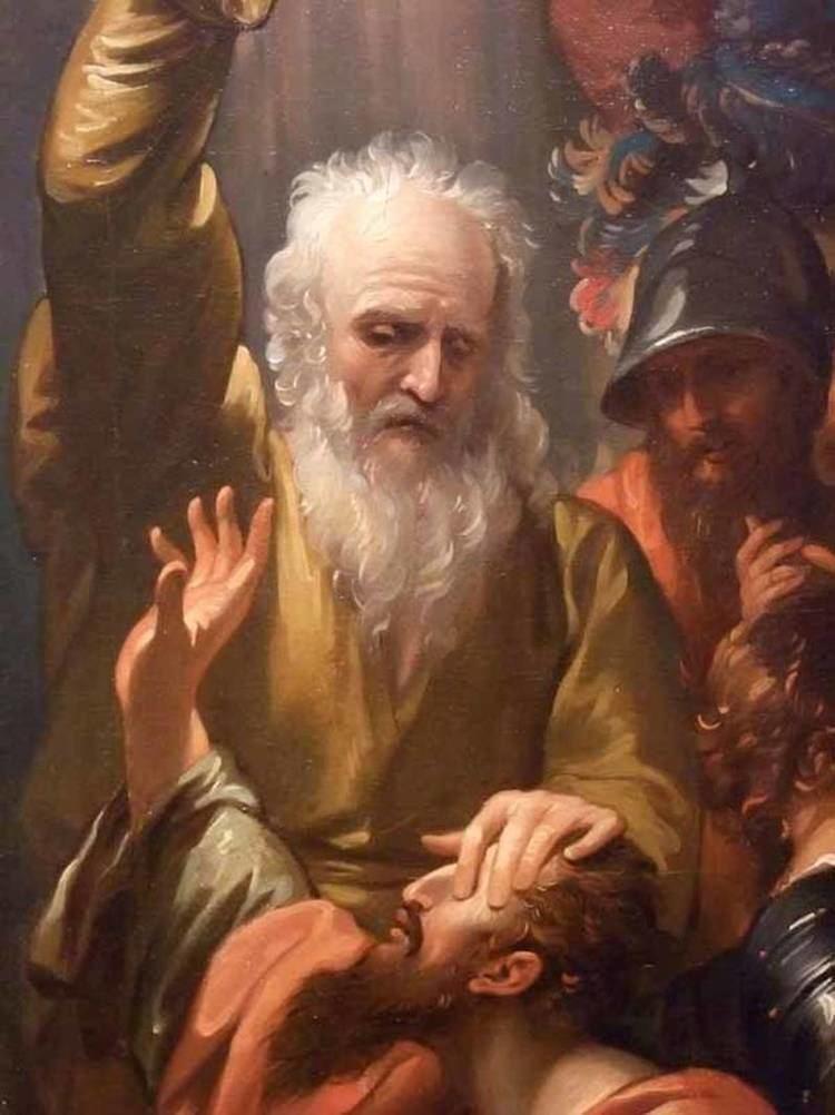 Ananias of Damascus shanekastlertypepadcoma6a00d83451d6d969e201bb
