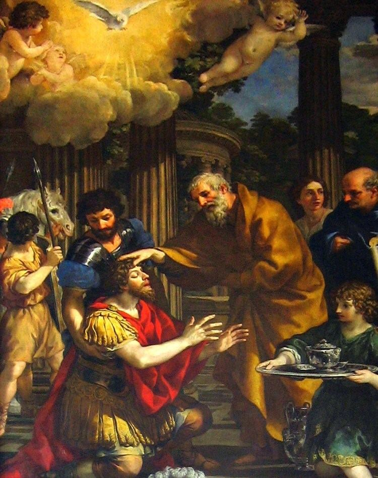 Ananias of Damascus Ananias of Damascus Wikipedia