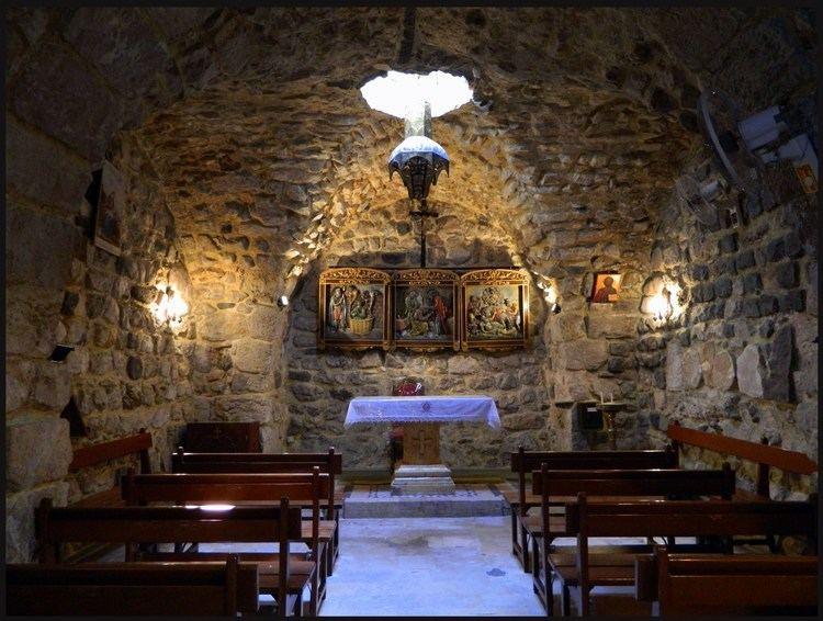 Ananias of Damascus FileSt ananias church Damascusjpg Wikimedia Commons