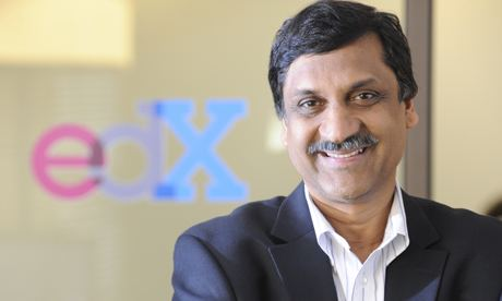 Anant Agarwal Interview with Anant Agarwal president of edX Media