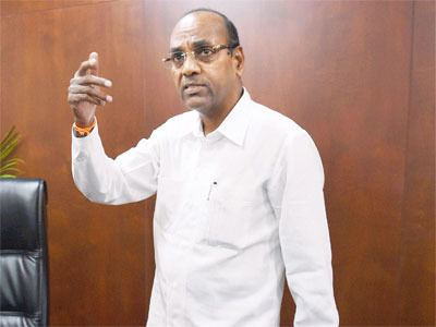 Anant Geete Happy with my portfolio says Heavy Industries Minister