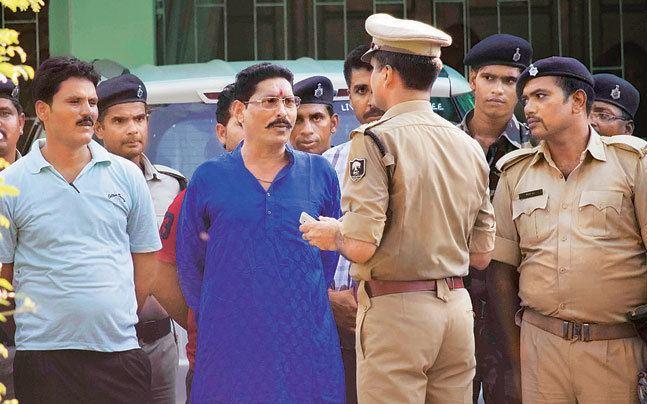 Anant Kumar Singh JDU strongman Anant Singh arrested in abduction murder