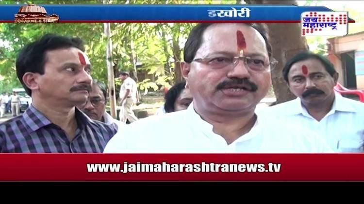 Anant Tare Anant Tare filled nomination form against Eknath shinde YouTube