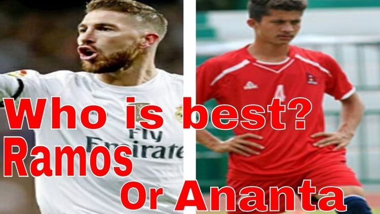 Ananta Tamang Ananta Tamang VS Sergio Ramos Best Header Goals HD YouTube