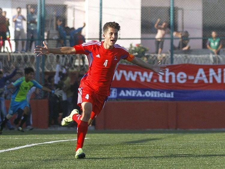 Ananta Tamang Natl team defender Ananta Tamang to undergo knee surgery Sports