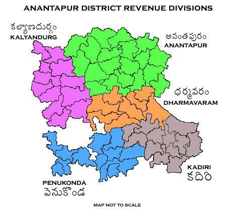 Anantapur revenue division